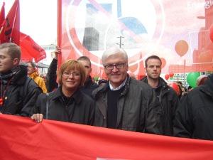 Andrea Kühnemann, Frank-Walter Steinmeier